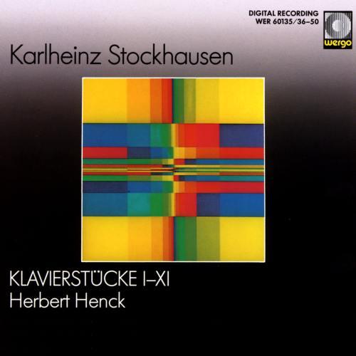 Stockhausen : Pièces pour piano I-XI