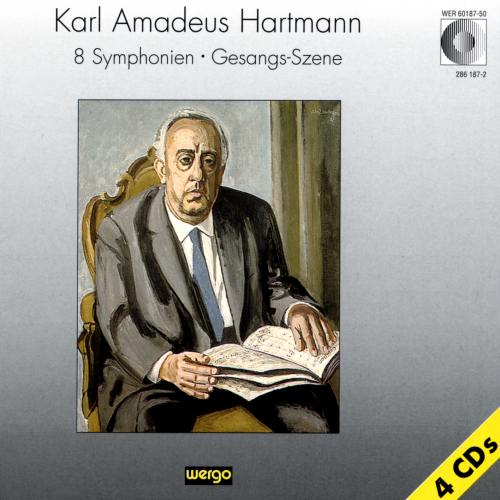 Hartmann K.A. : Les 8 Symphonies