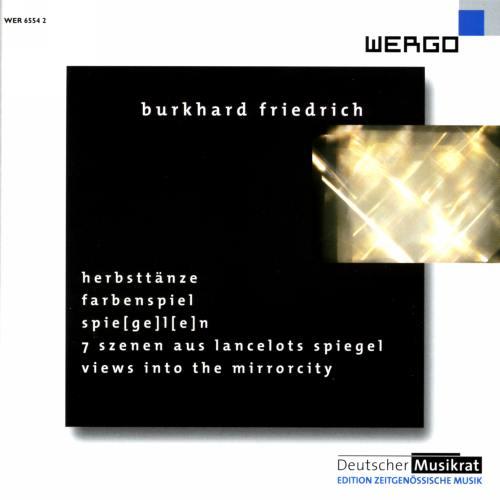 Friedrich : Portrait du compositeur