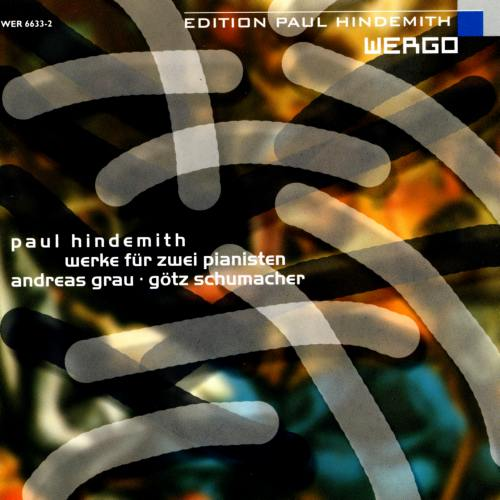 Hindemith : Œuvres pour 2 pianistes