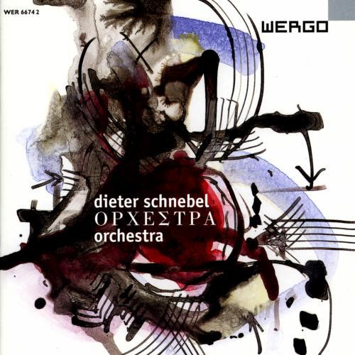 Schnebel : Orchestra