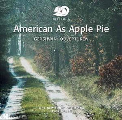 Gerschwin : American as Apple Pie