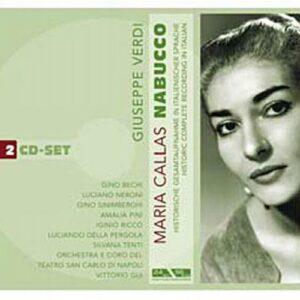 Verdi : Nabucco. Callas, Gui. (1949)