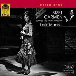 Bizet : Carmen. Maazel.