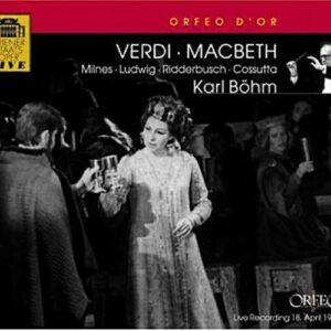 Verdi : Macbeth. Böhm.