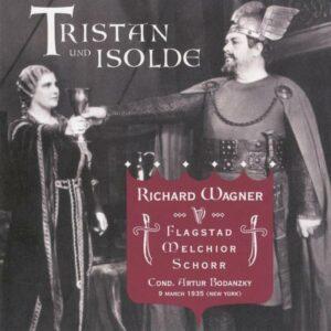 Tristan Et Isolde, Melchior, Flagstad, Schoor...