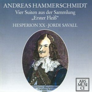 Hammerschmidt A : Quatre Suites aus erster Fleiss
