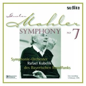 Mahler : Symphonie n° 7. Kubelik.