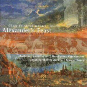 Haendel : Alexander's feast. Bosch