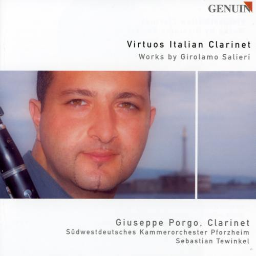 Salieri Girolamo : La clarinette italienne virtuose