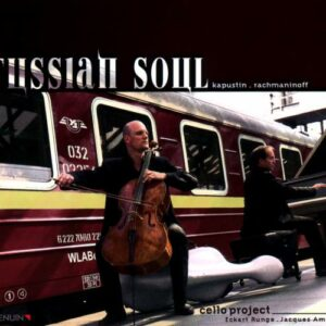 Russian soul. Kapustin, Rachmaninov. Celloproject.