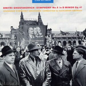 Dmitri Chostakovitch : Symphony No. 5