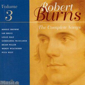 Burns,Complete Songs Vol.3