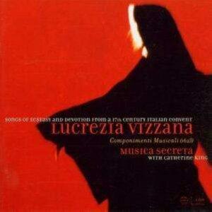 Lucrezia vizzana : Musica secreta