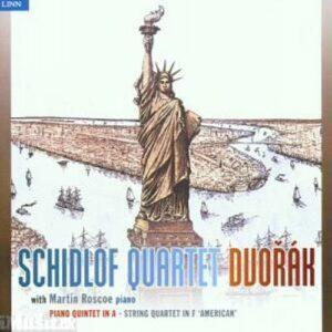 The Schidlof Quartet Plays Dvorak