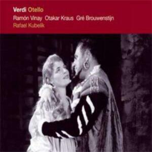 Giuseppe Verdi : Otello (Intégrale)