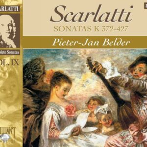 Domenico Scarlatti : Sonates pour clavecin (Intégrale, volume 9)