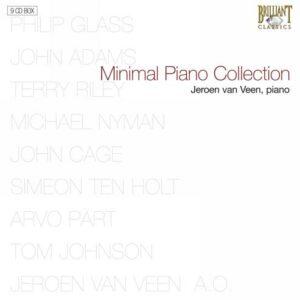 Jeroen van Veen : Minimal Piano Collection
