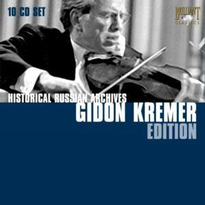 Kremer : Coffret 10CD