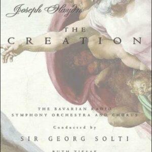 Haydn : La Création. Solti.