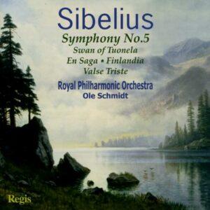 Sibelius : Symphonie n° 5. Schmidt