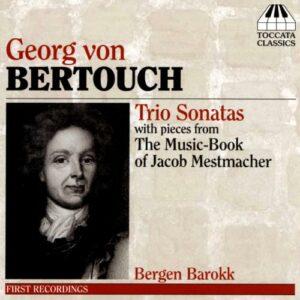 Bertouch : Sonates en trio