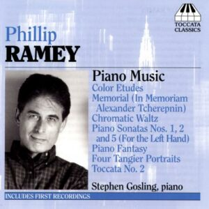 Ramey : Musique pour piano