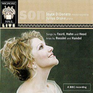 Faure - Hahn - Head - Rossini - Haendel : Songs by Faure, Hahn and Head