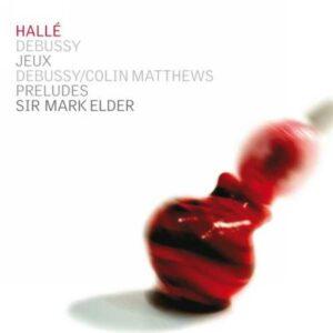 Debussy : Jeux. 12 Préludes. Matthews.