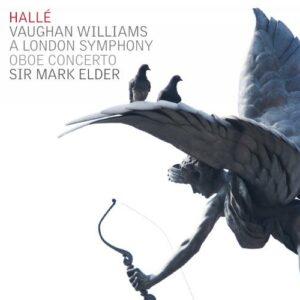 Vaughan Williams : Symphonie n° 2 - Concerto pour hautbois. Rancourt, Elder.
