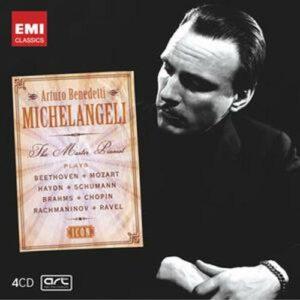 Michelangeli : The master pianist.
