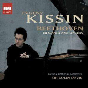 Beethoven : Intégrale des concertos pour piano. Kissin.