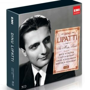 Lipatti : The Master Pianist