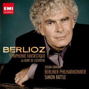 Berlioz : Symphonie fantastique. Rattle.