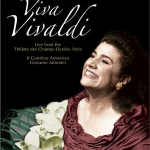 Viva Vivaldi. Bartoli.