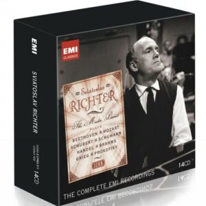 Sviatoslav Richter : the complete EMI Recordings.