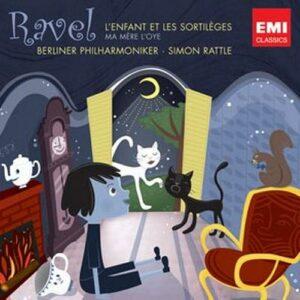 Ravel : L'enfant et les sortilèges. Rattle.