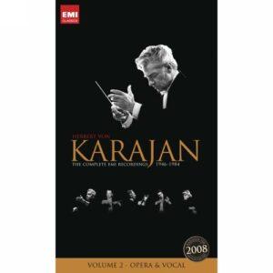 Karajan : Complete Emi Recordings vol 2.