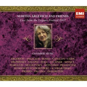 Martha Argerigh & Friends 2007