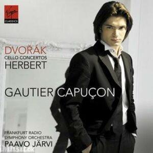 Dvorak : Concerto pour violoncelle. Capuçon. Järvi.