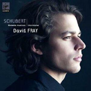 Schubert : Moments musicaux D 780. Fray.