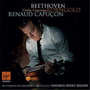 Beethoven : Concerto pour violon. R. Capuçon.