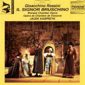 Rossini : Il Signor Bruschino. Warsaw C.O./Kasprzyk.