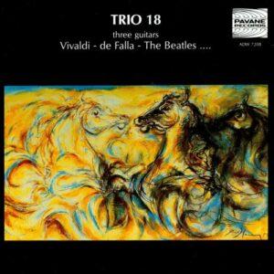 Recital for 3 guitars. Trio 18.