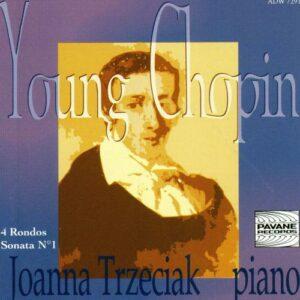 Chopin : Young piano works. Trzeciak, J./piano.