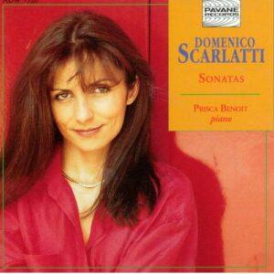 Scarlatti : Selected sonatas. Benoit, P.