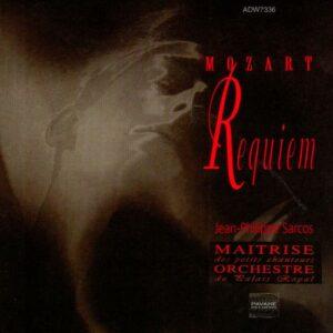 Mozart : Requiem. Maîtrise des Petits Chanteurs/Orch.du Palais Royal.