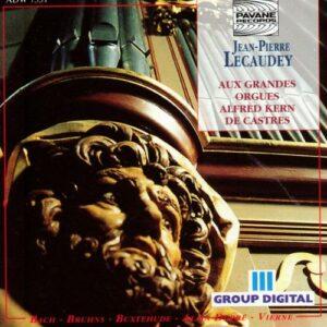 Organ Recital in Castres. Lecaudey, J.P.