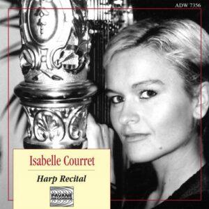 Harp recital. Courret, I.