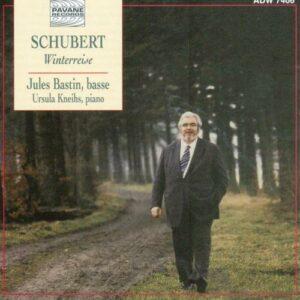Schubert : Winterreise. Bastin, J./Basse.